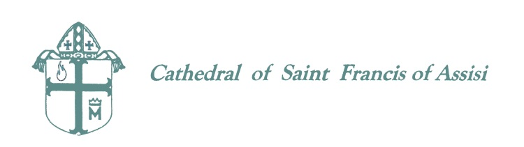 Cathedral of St. Francis of Assisi logo