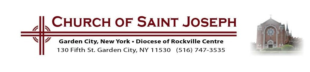 Saint Joseph Church logo